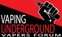 Vaping Underground Vapers Forum